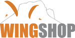 Wing Shop Logo Simple